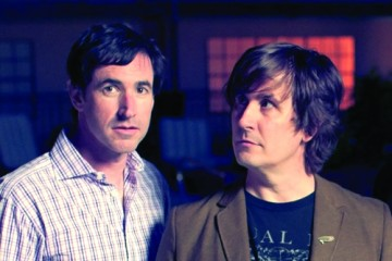 John Darnielle (right) of The Mountain Goats will play Legends Wednesday. D.L. Anderson | Courtesy Photor