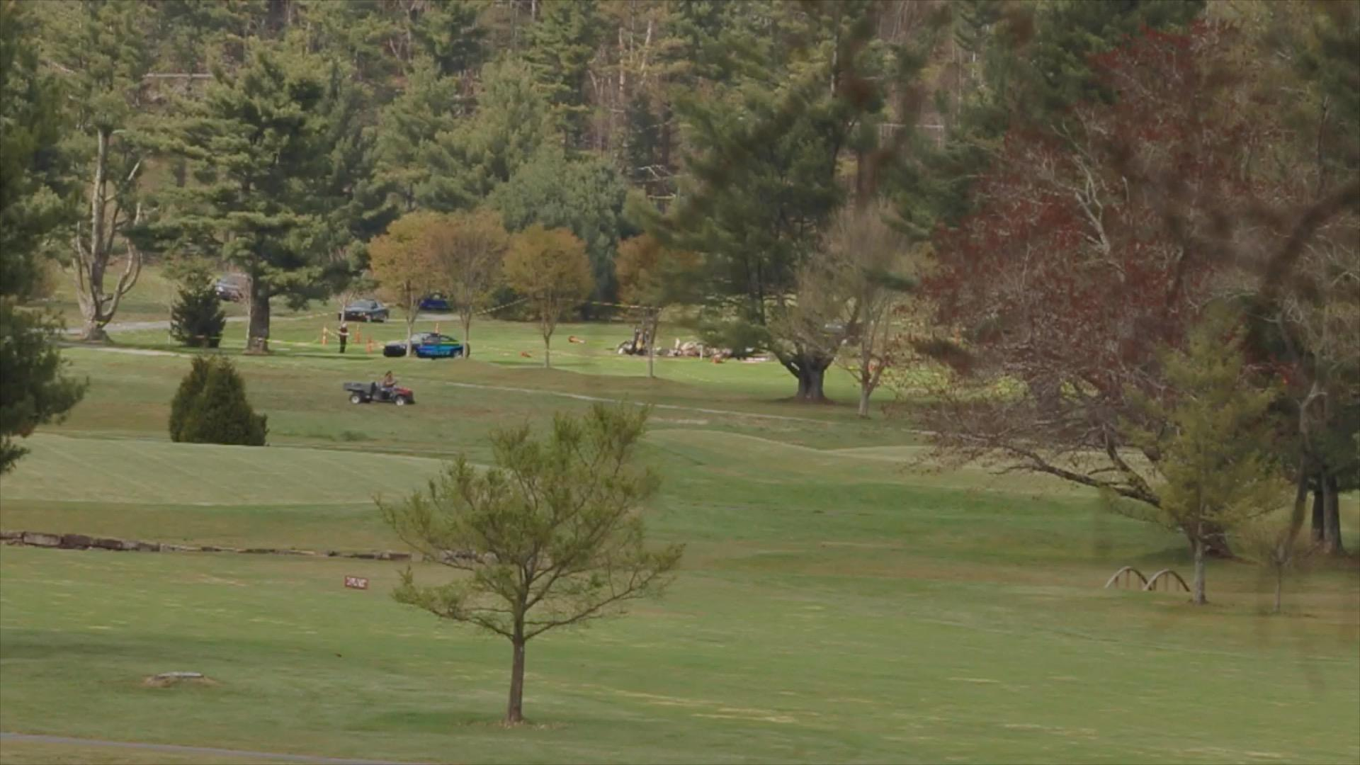 Boone Golf Course Plane Crash Update