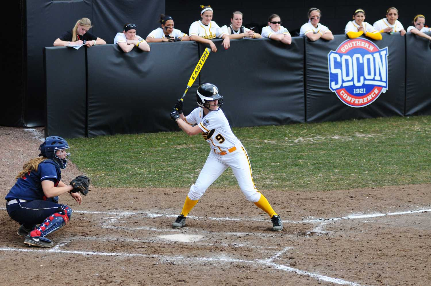App State Softball Improves To 12 11 Overall Looks To Continue This Weekend The Appalachian