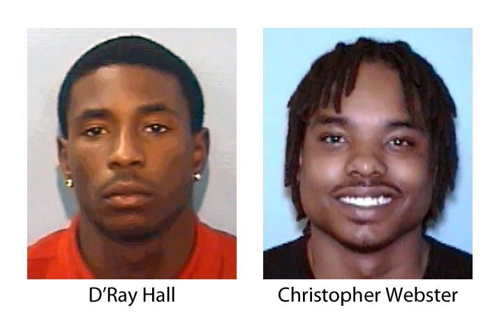 Robbery suspects in custody