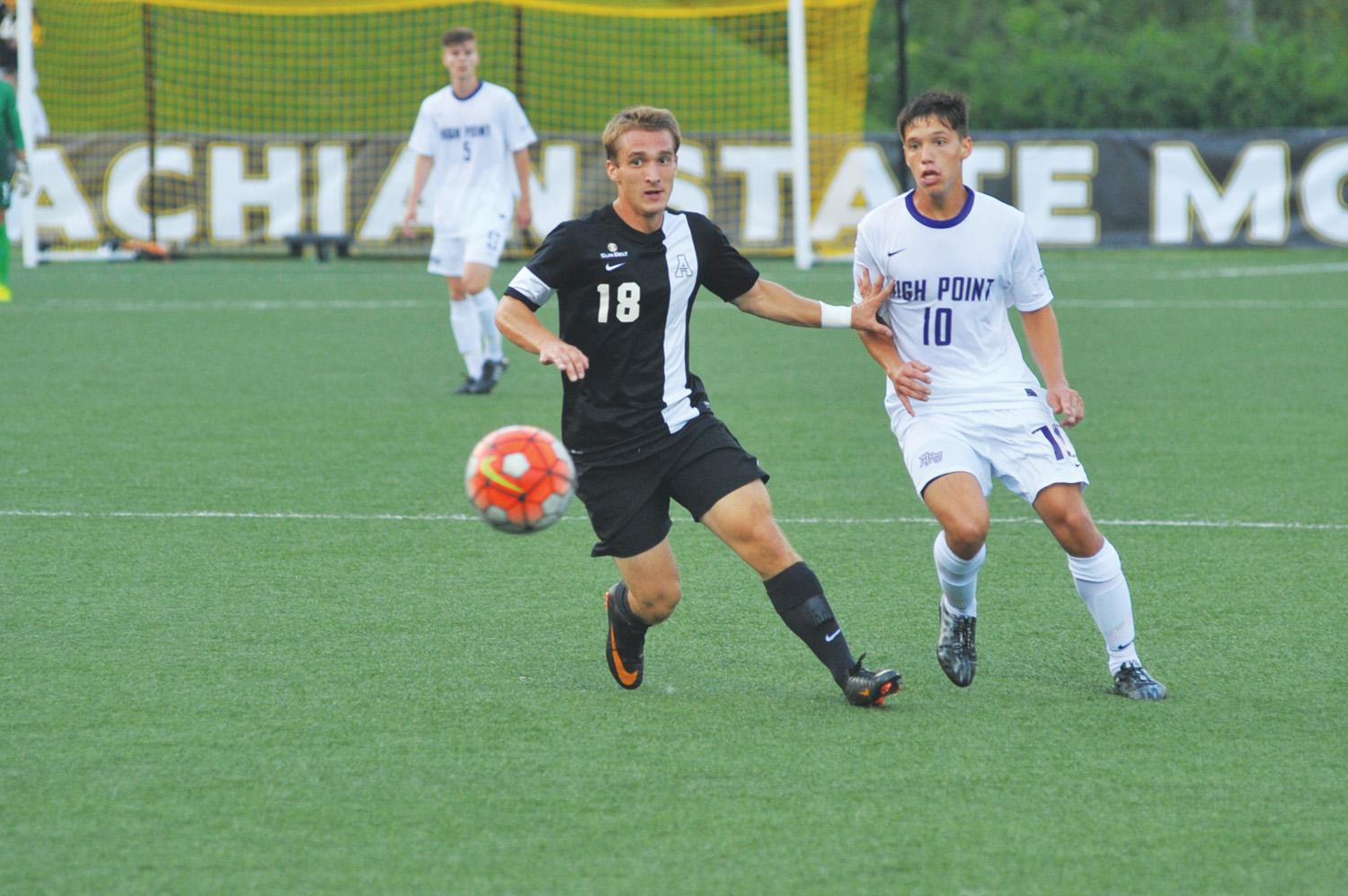 Men's soccer looks to fill void, continue high production