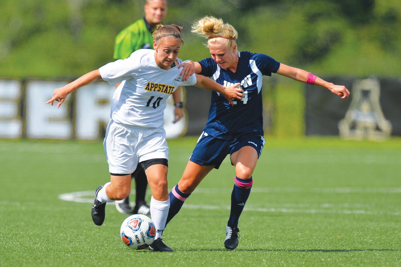 Comeback builds confidence for women's soccer