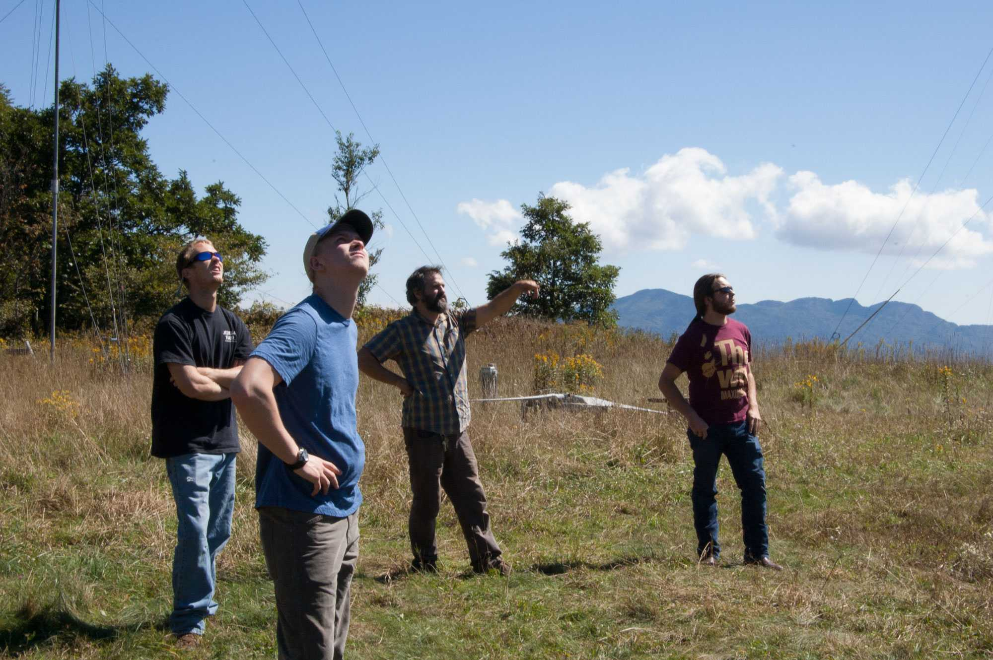 Small Wind project provides wind power learning for students