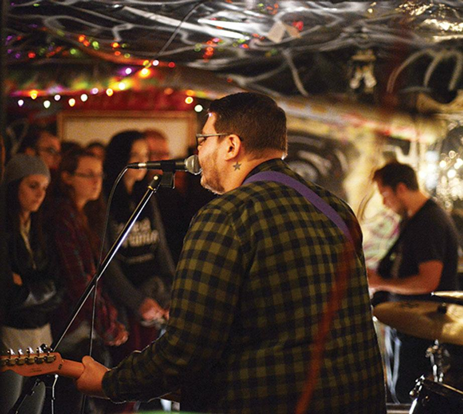 In Photos: The Wood Circle House Show