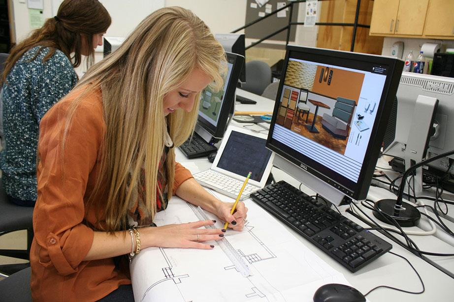 Appalachian State University students design on a global scale