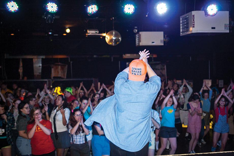 Dance Marathon breaks fundraising record