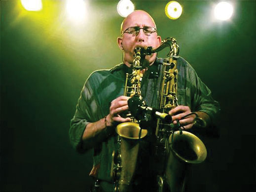 Ensemble to feature star saxophonist