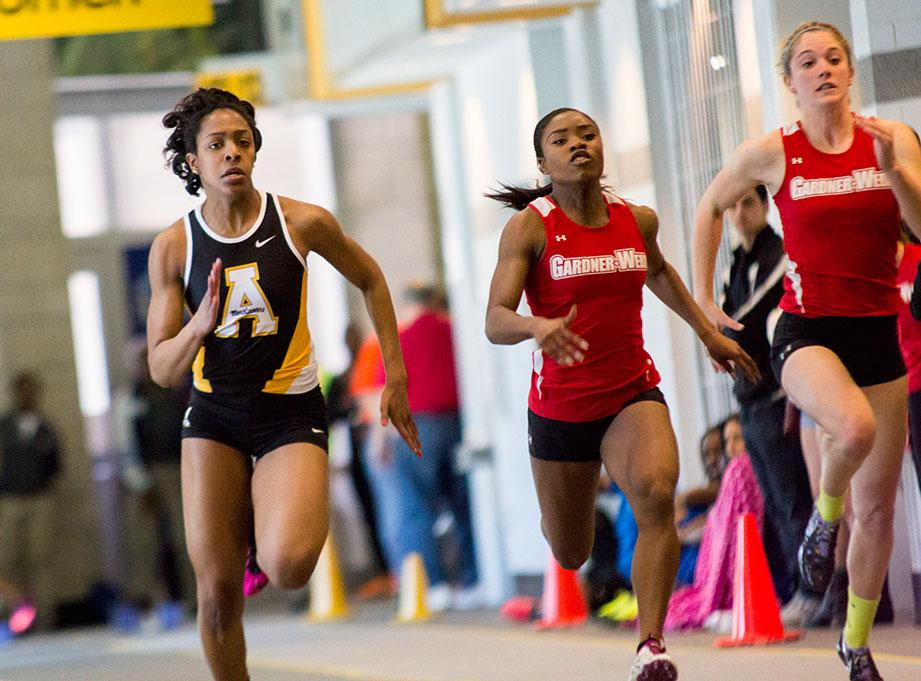 Track and Field notches first place finishes at pre-conference meet