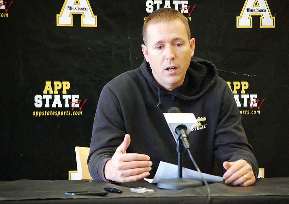 App State signs 27 recruits entering first FBS season