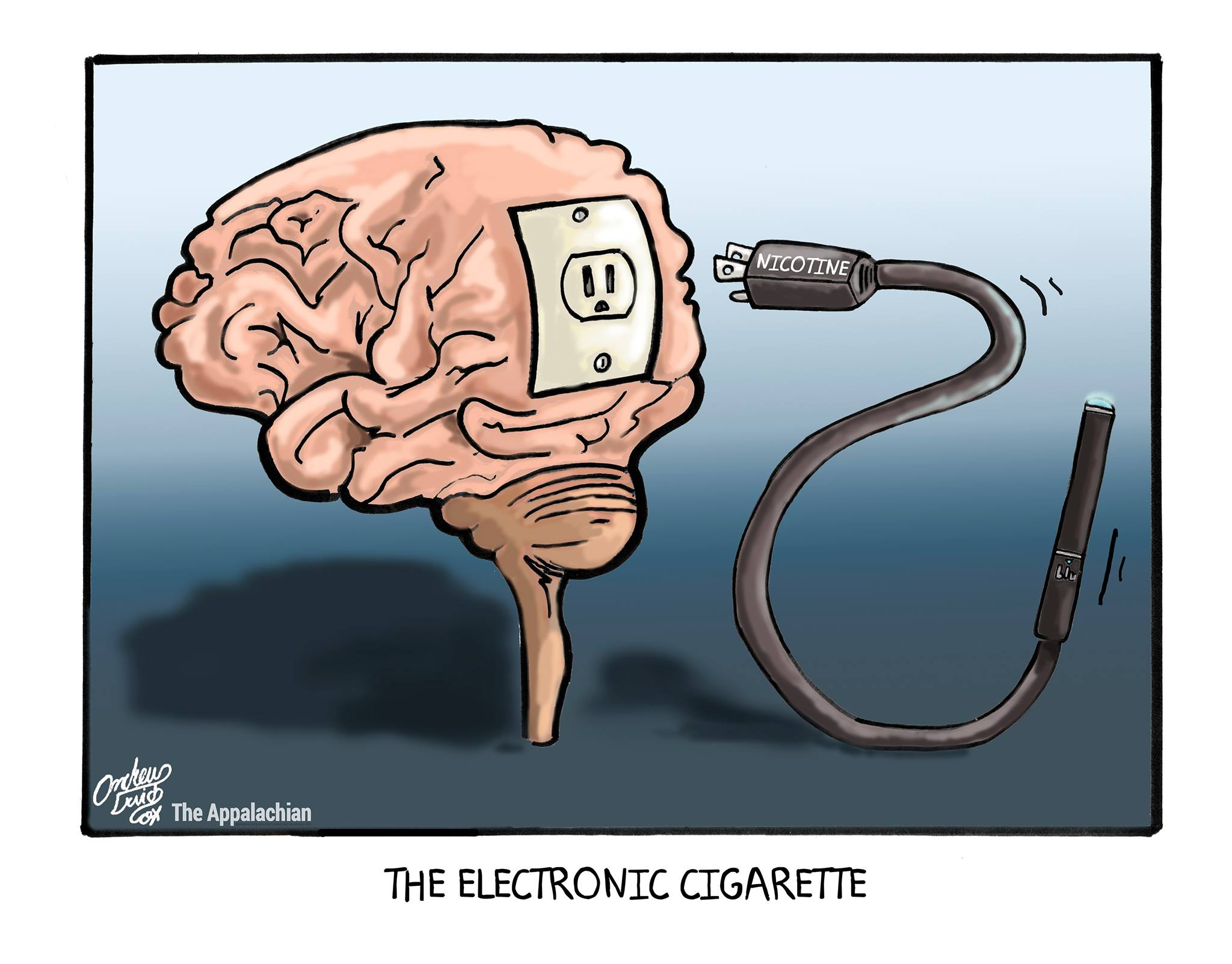 E-cigarettes just another nicotine plug