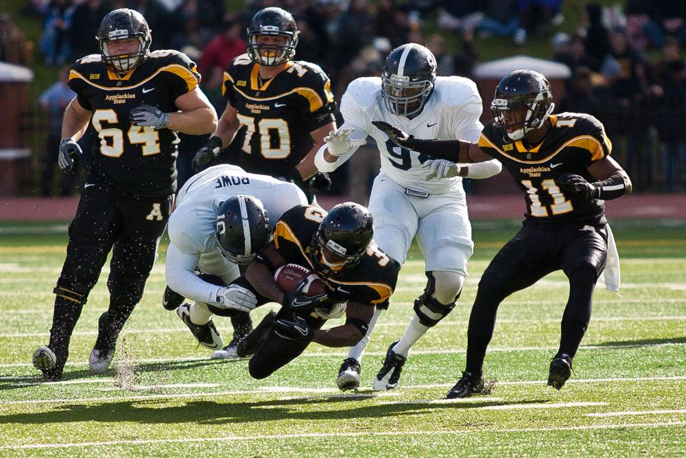 ESPNU to televise App State football in 2014