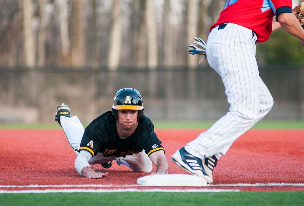 Appalachian State takes weekend series over The Citadel