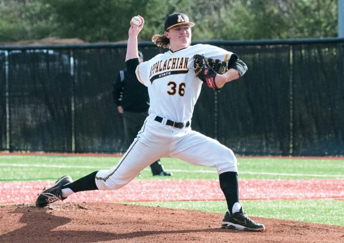 Column: App State baseball's brightest stars shine on the mound