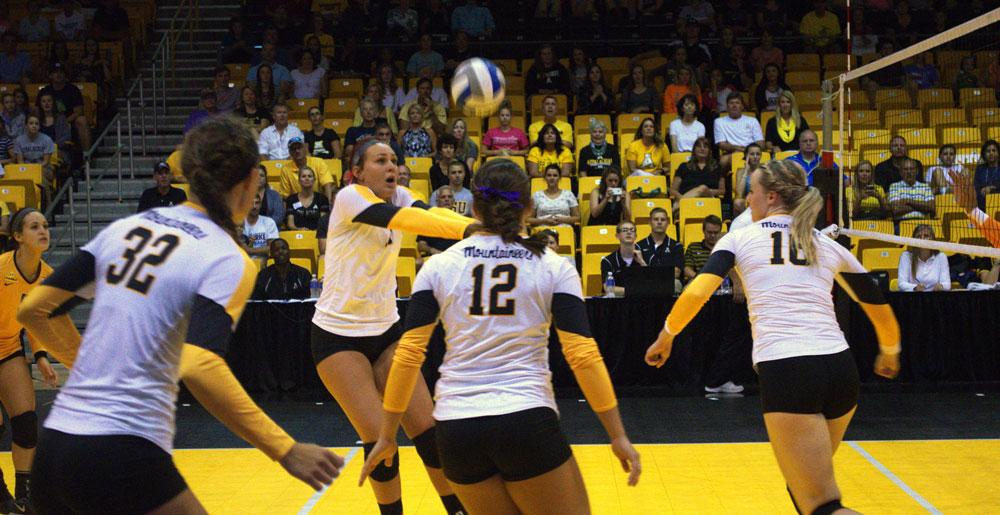 App State volleyball takes Appalachian Invitational by storm