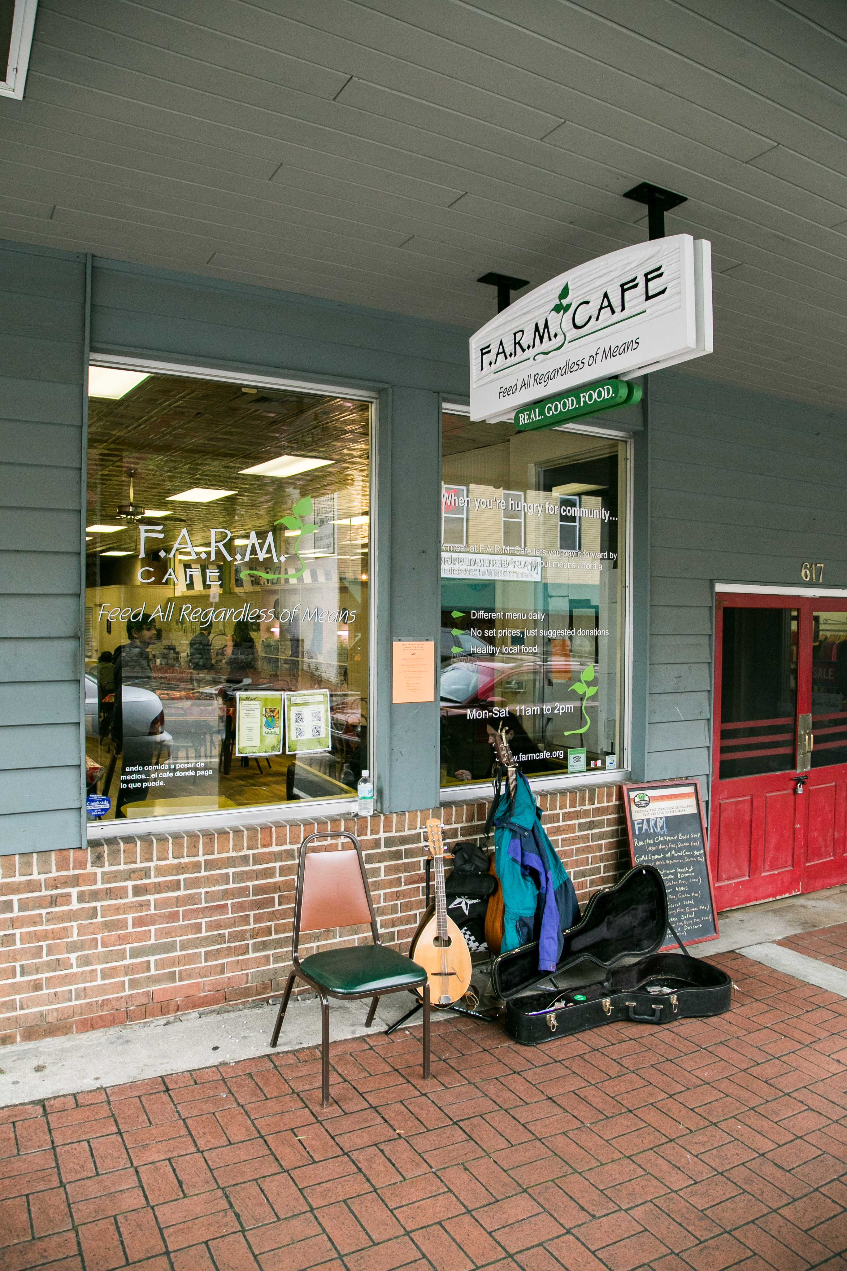 F.A.R.M. Cafe initiates monthly community gatherings