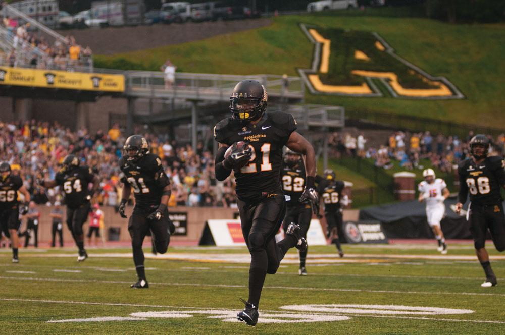 App State looks to junior defensive back for leadership