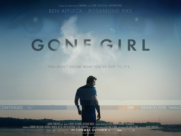 'Gone Girl' movie adaptation lives up to high expectations