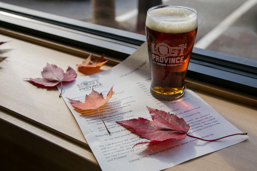 Breweries hopping in the High Country