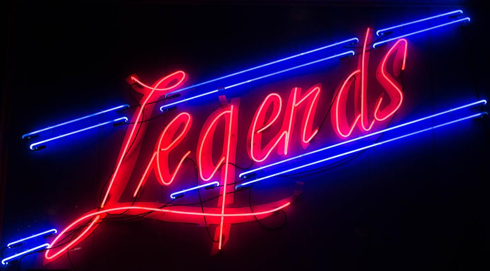 Legends fall line up