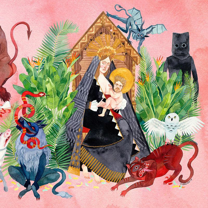 Father John Misty reaches new heights with sophomore album