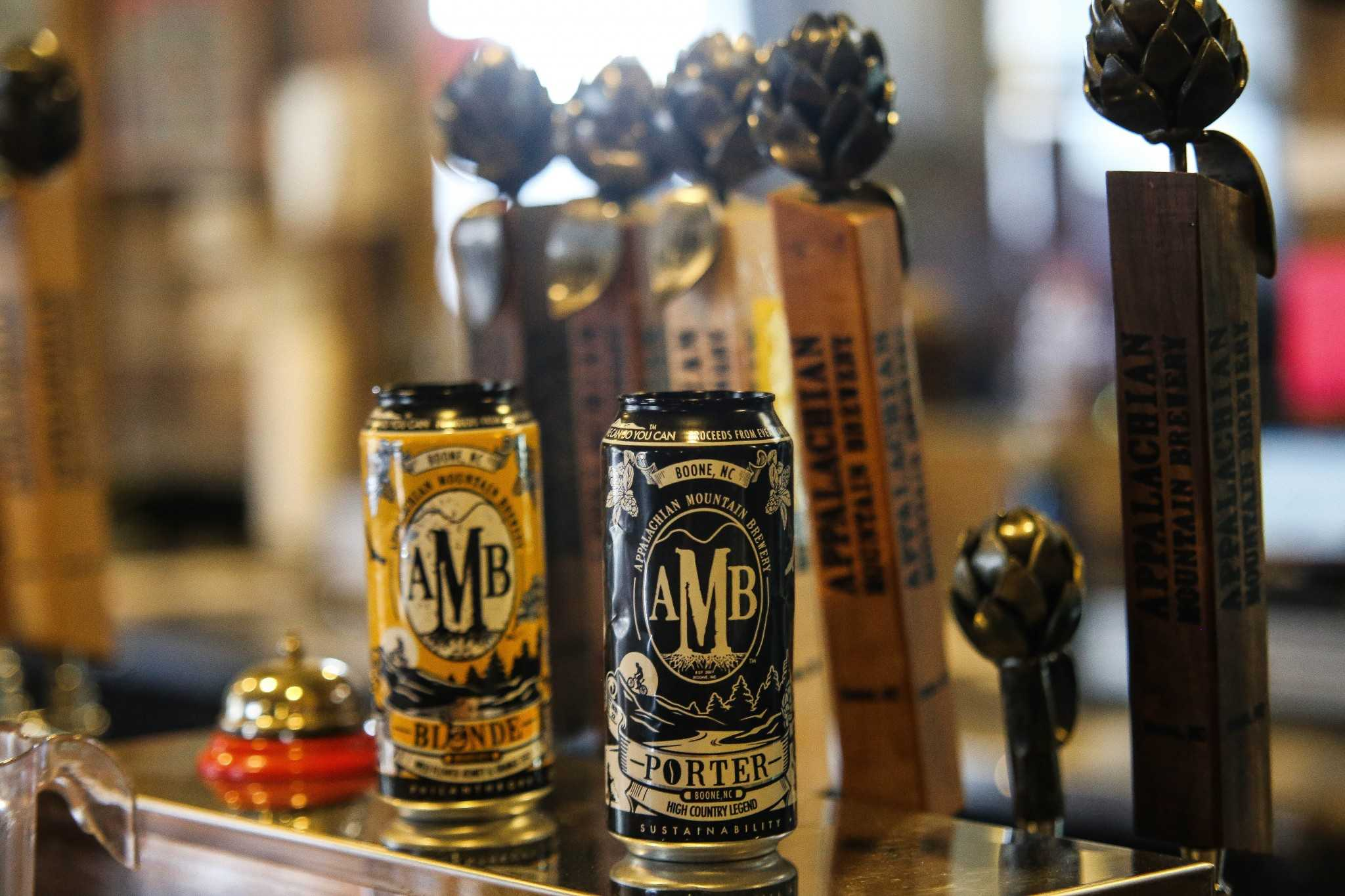 On tap: Appalachian Mountain Brewery to increase national presence