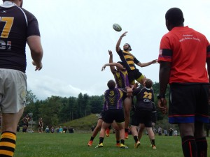 Women's rugby wins Rucktoberfest tournament