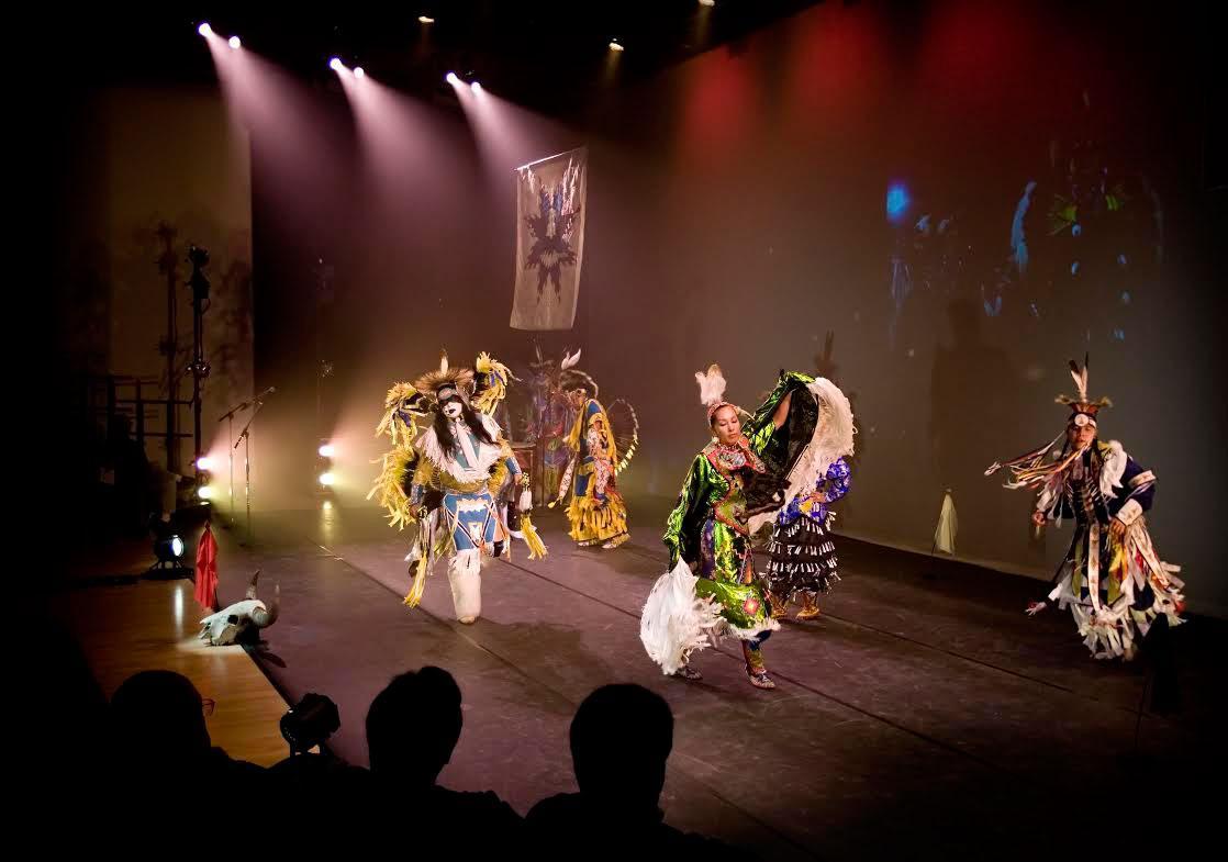 Schaefer Center hosts 'Lakota Sioux Indian Dance Theatre'