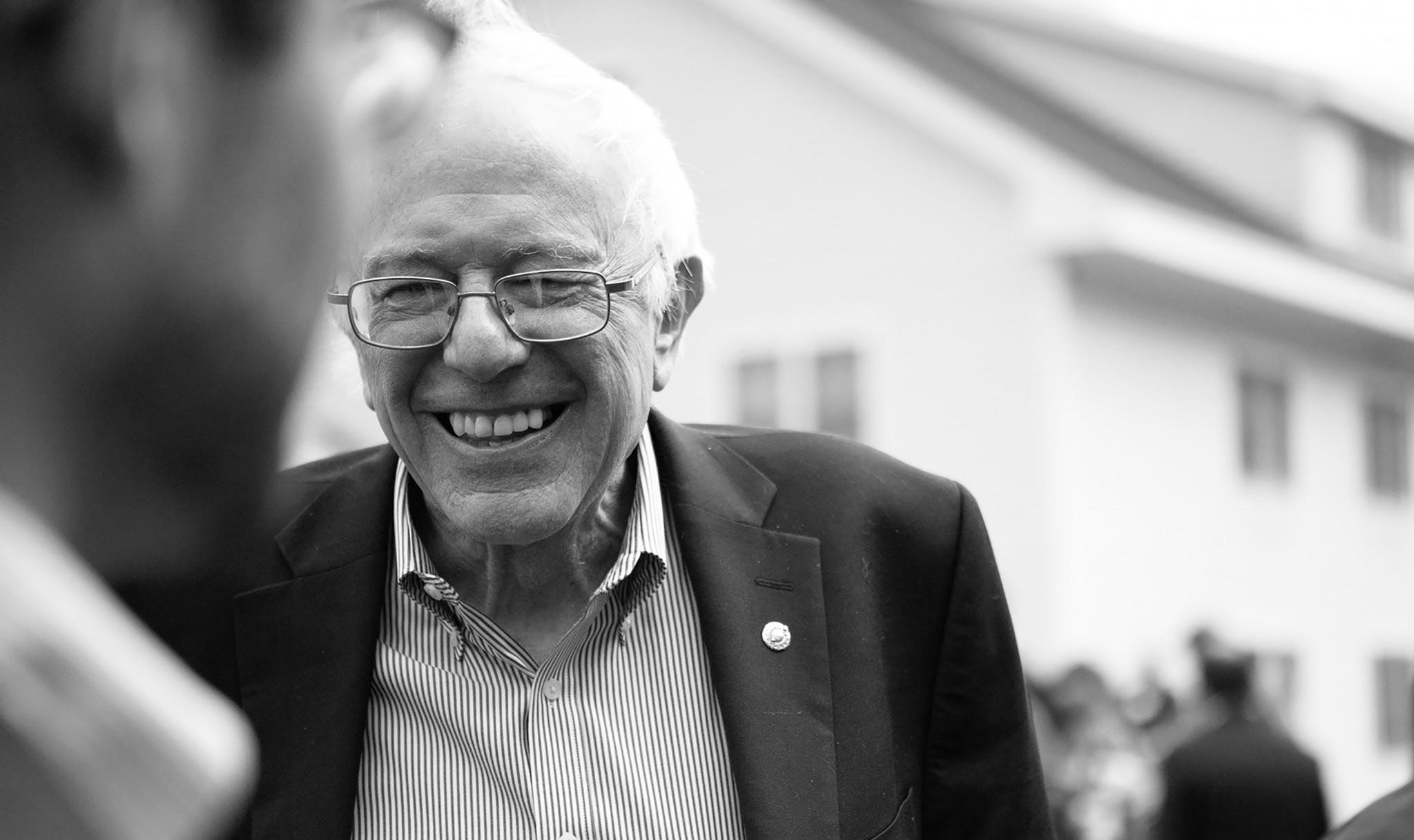 Courtesy of Bernie Sanders' Campaign