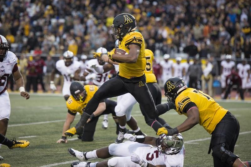 App State tops Troy in triple overtime thriller