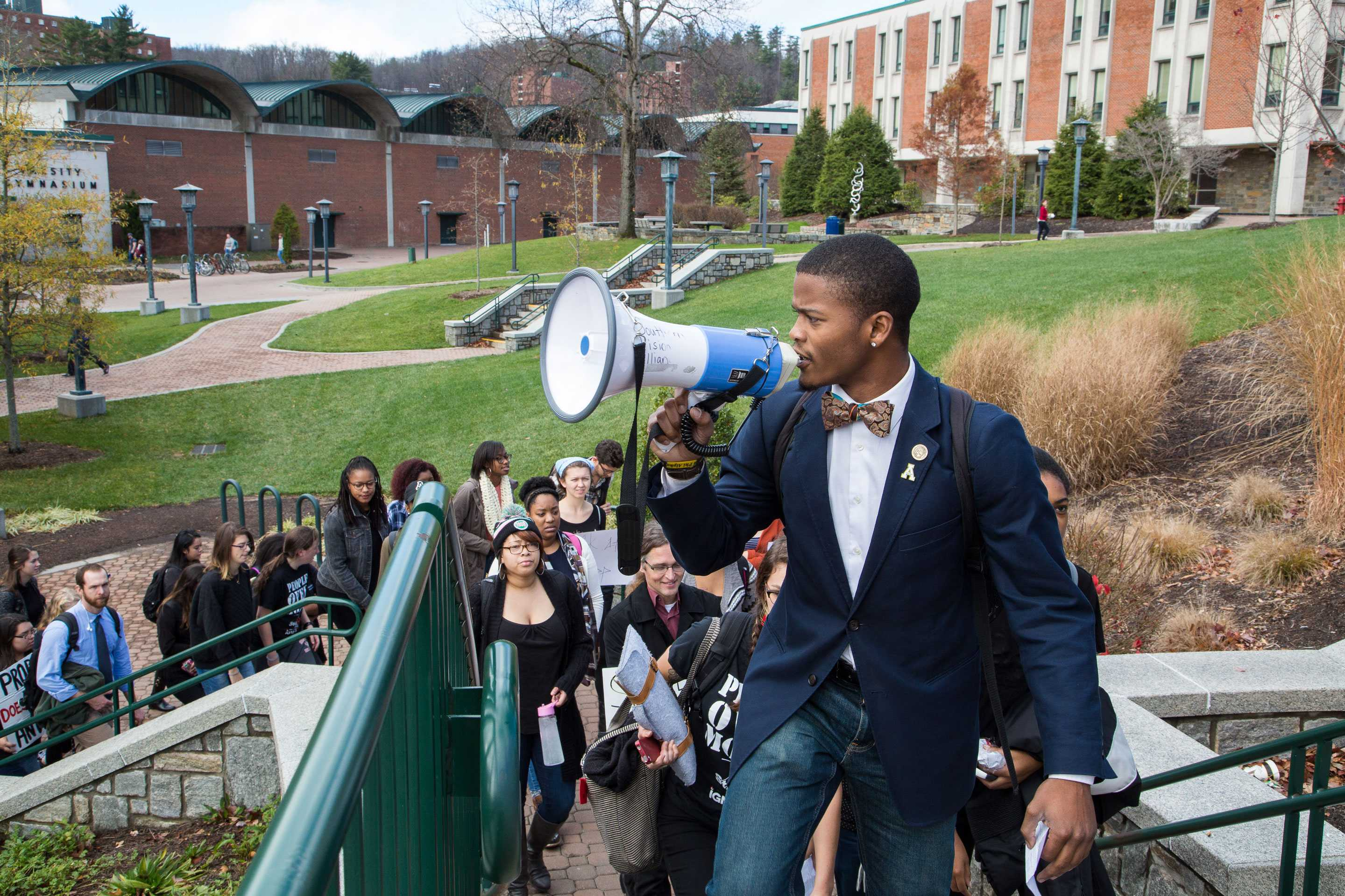 Mizzou Solidarity Rally