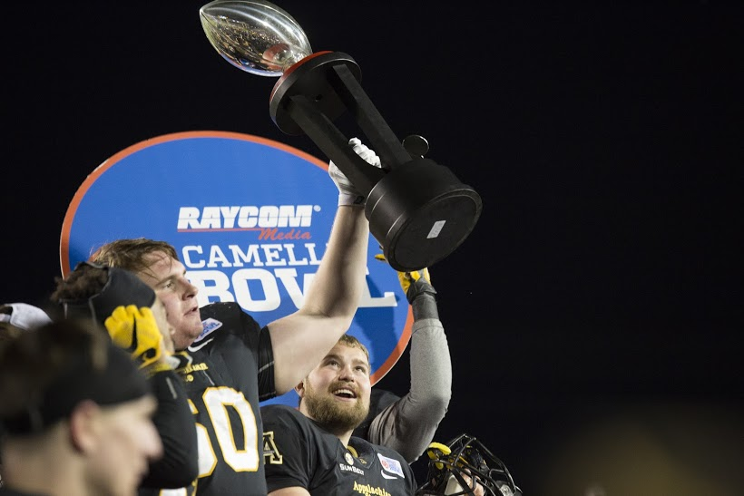 App State storms back from 24-7 to win the Raycom Media Camellia Bowl