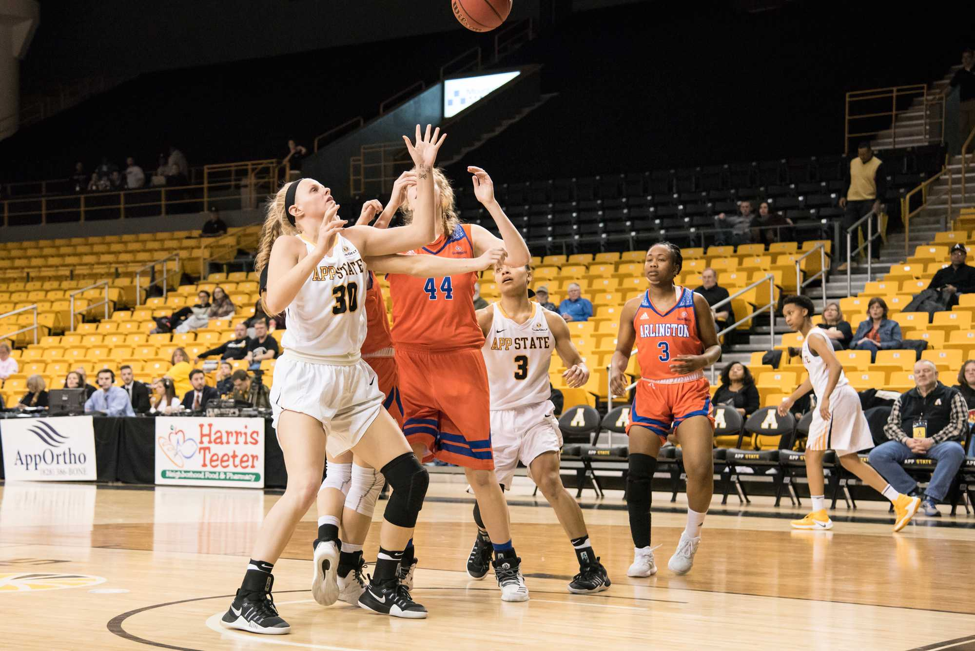 Bassett-Smith ready to leave her mark on App State basketball