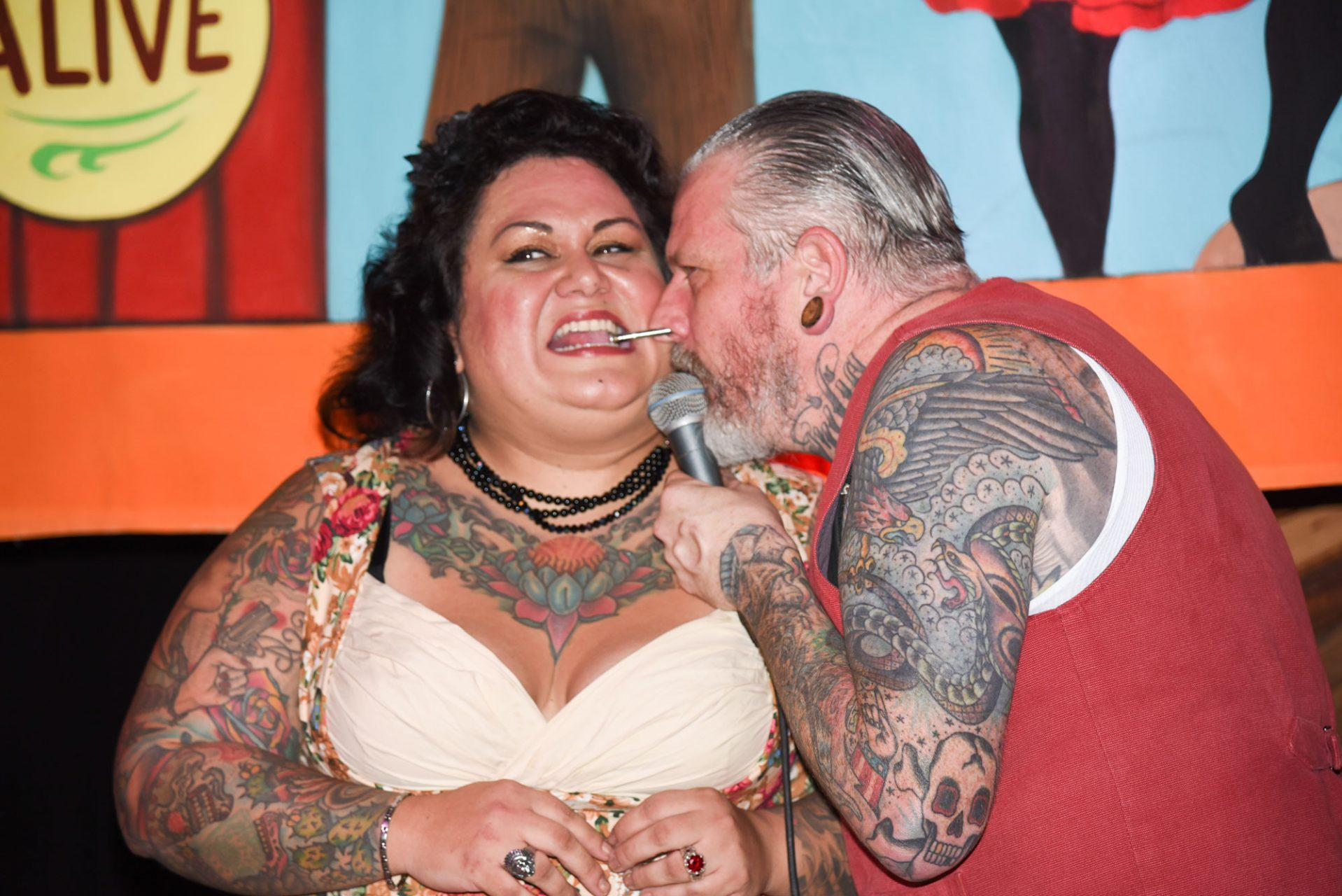 """America's favorite sideshow couple"" returns to Boone"