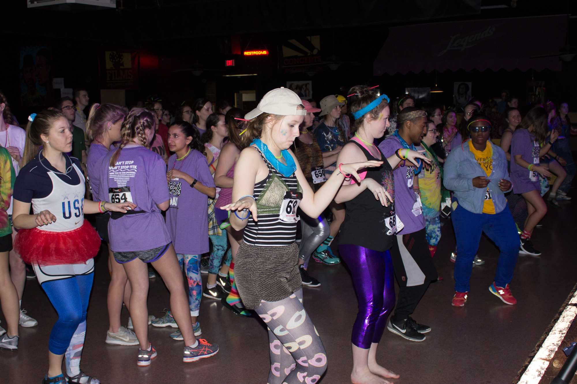 Fourteenth Annual Dance Marathon raises funds for high country youth