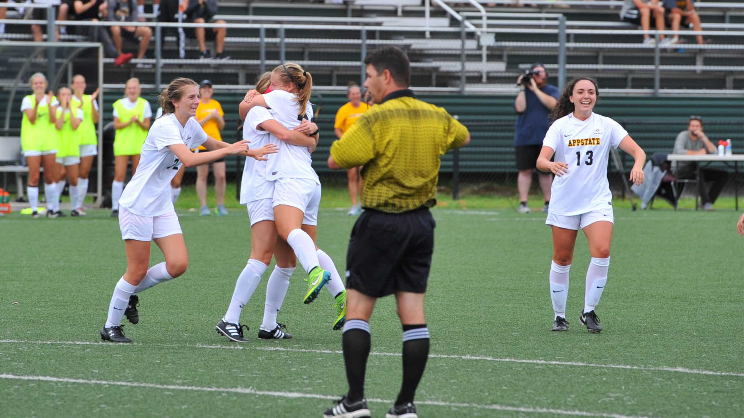 No Norseing Around, Women's soccer gets first win