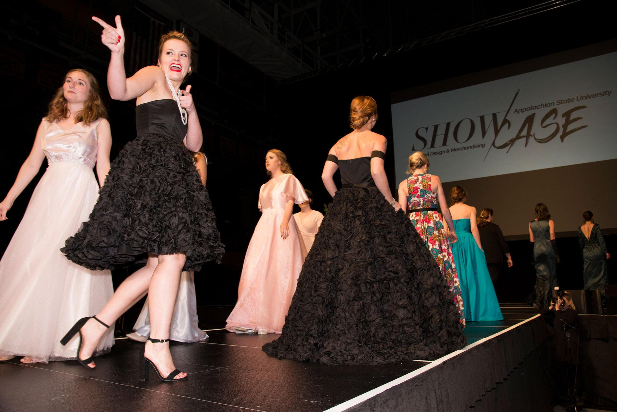 Fashion at Appalachian: Apparel Design and Merchandising Showcase