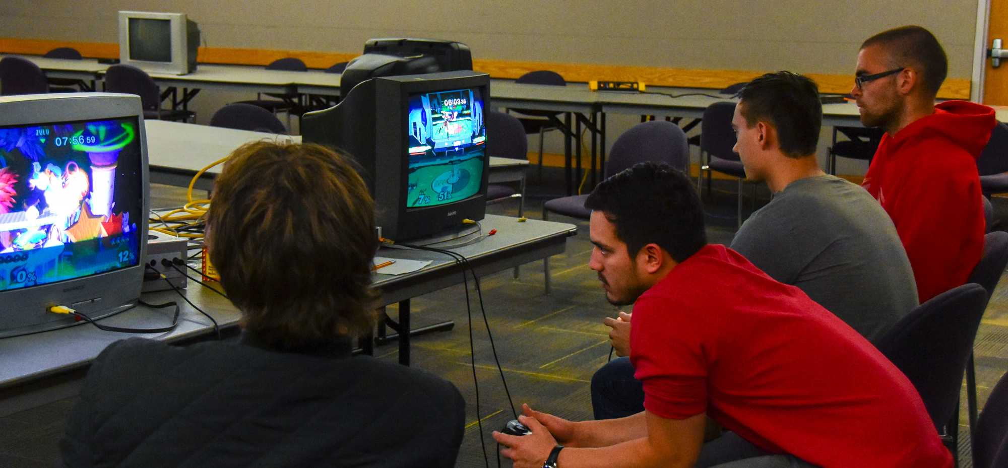 Gaming Club welcomes all during Gamefest