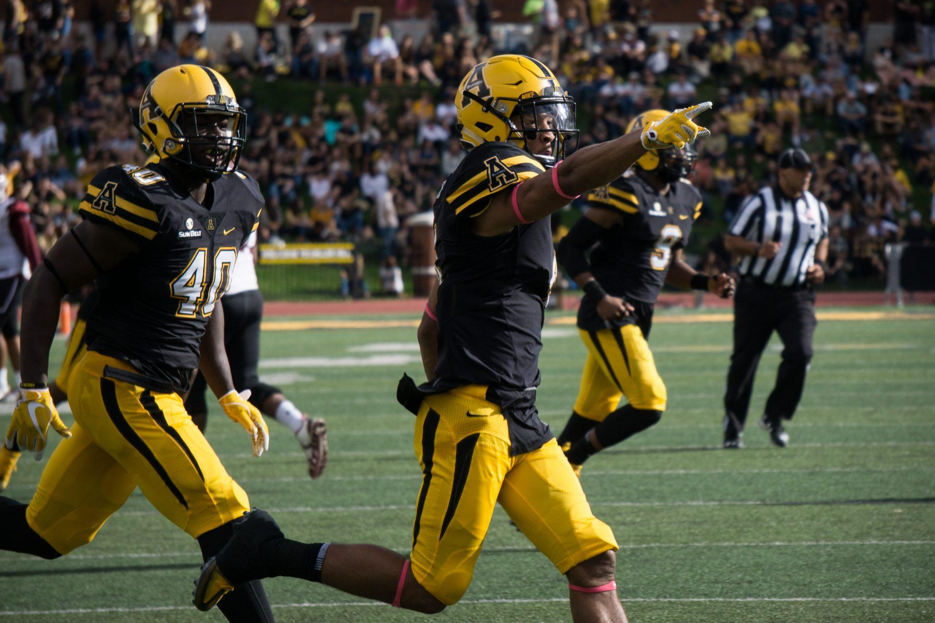 Game Day Grades: App State vs. New Mexico State