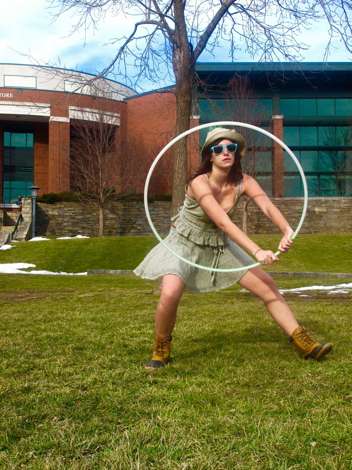 High Country Hoop Troupe expresses flow arts through hooping