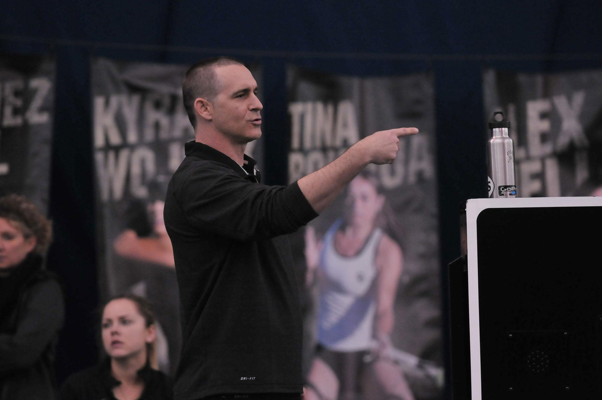 Women's tennis aims for success with new head coach Blake Mosley