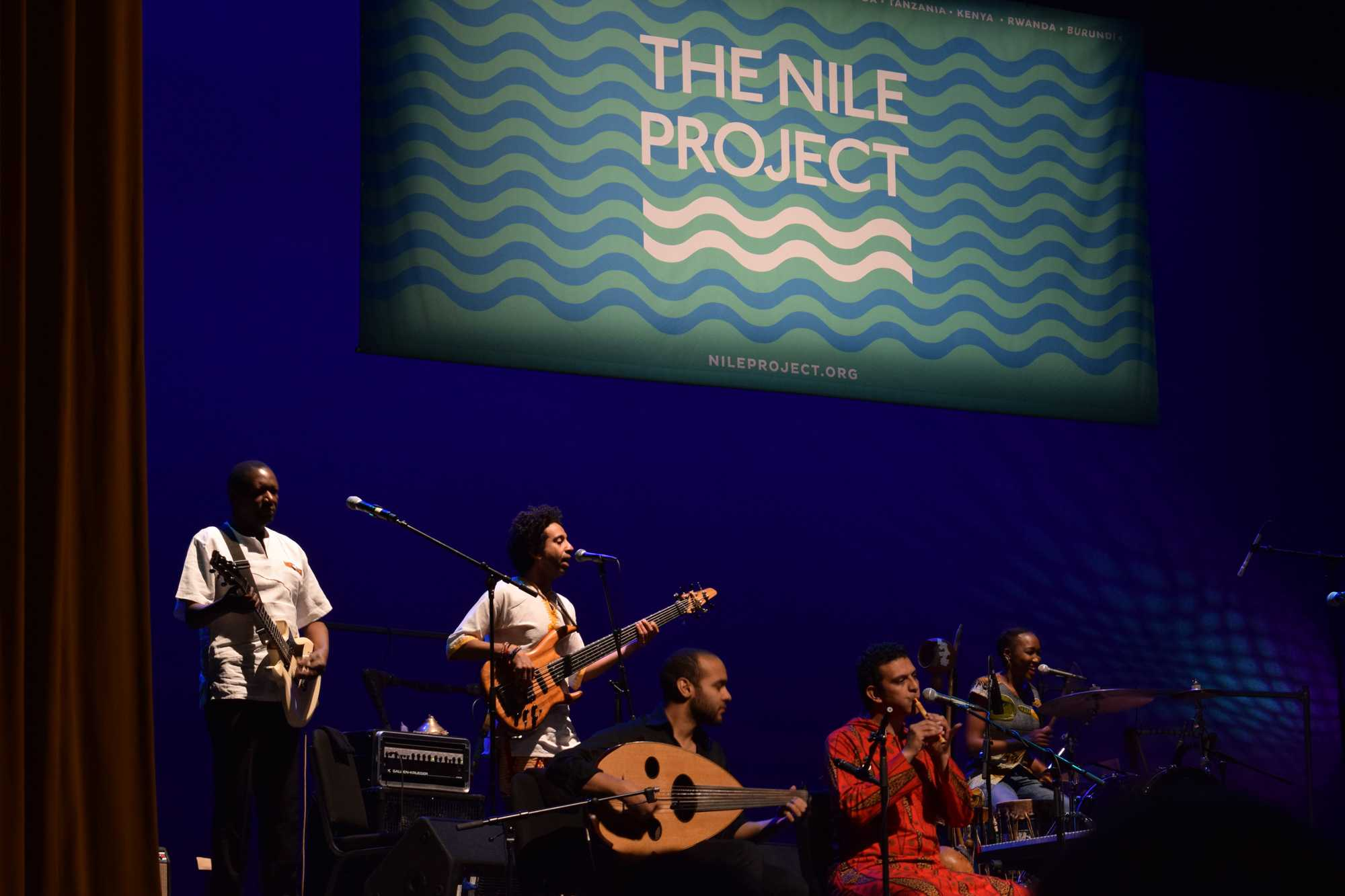 The Nile Project: sustainability through music and dance