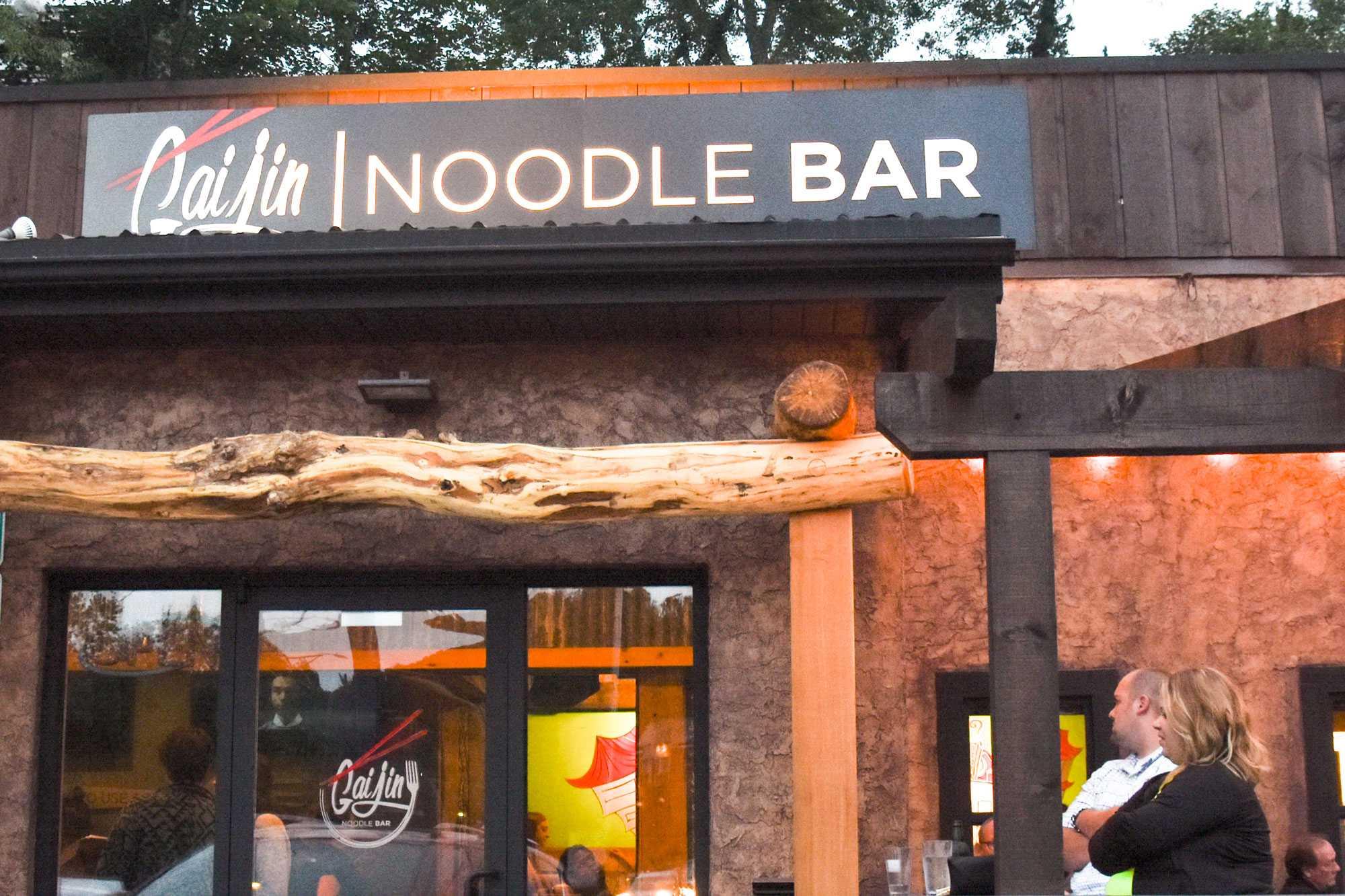 Gaijin Noodle Bar brings unique Japanese cuisine to Boone