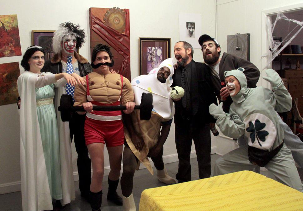 Nth Degree Gallery's Halloween show open to all artists