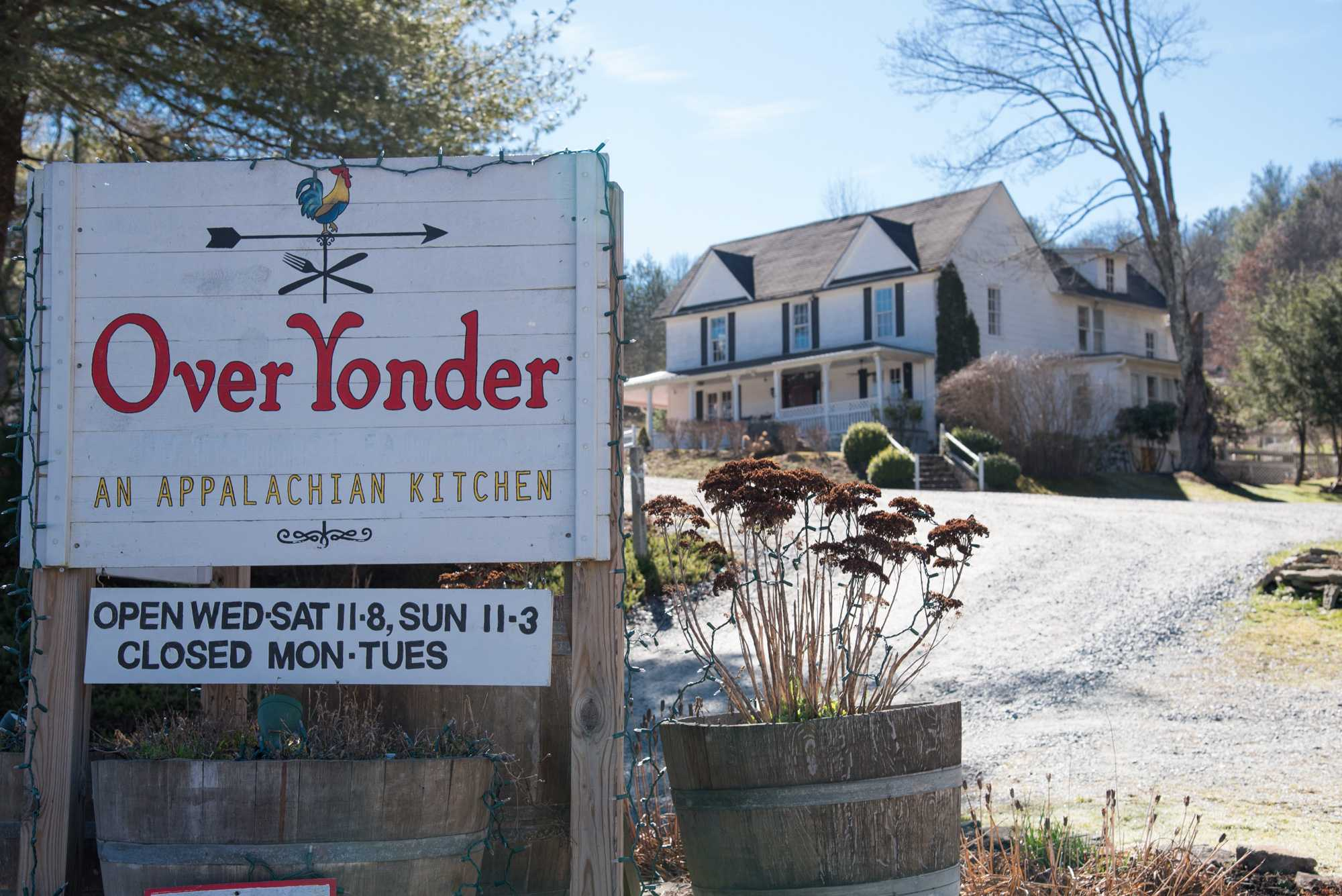 Over+Yonder+is+a+restaurant+located+in+Valle+Crucis%2C+NC+that+serves+classic+Appalachian+food.