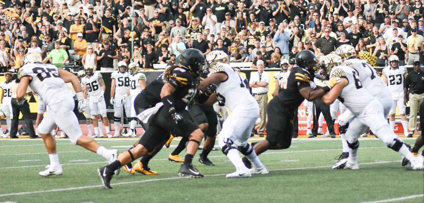 Rapid Reaction: App State vs. Wake Forest