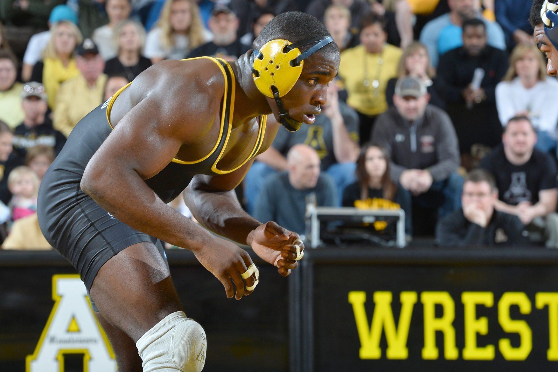 Wrestling program looks to follow up last year's success