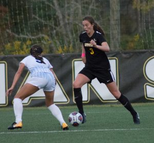 Homecoming weekend recap for App State volleyball and women's soccer