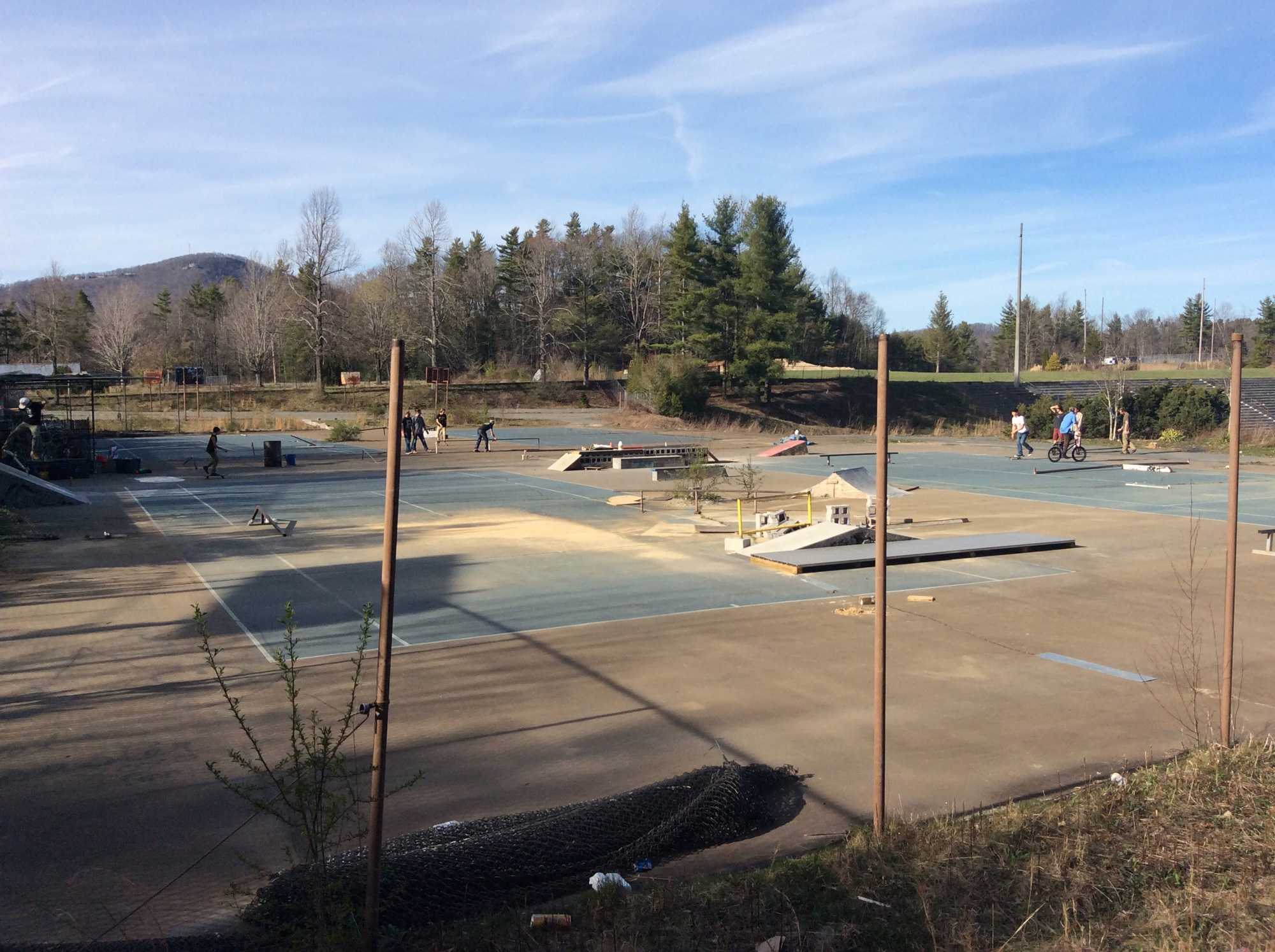 DIY skate park in jeopardy by ASU property purchase