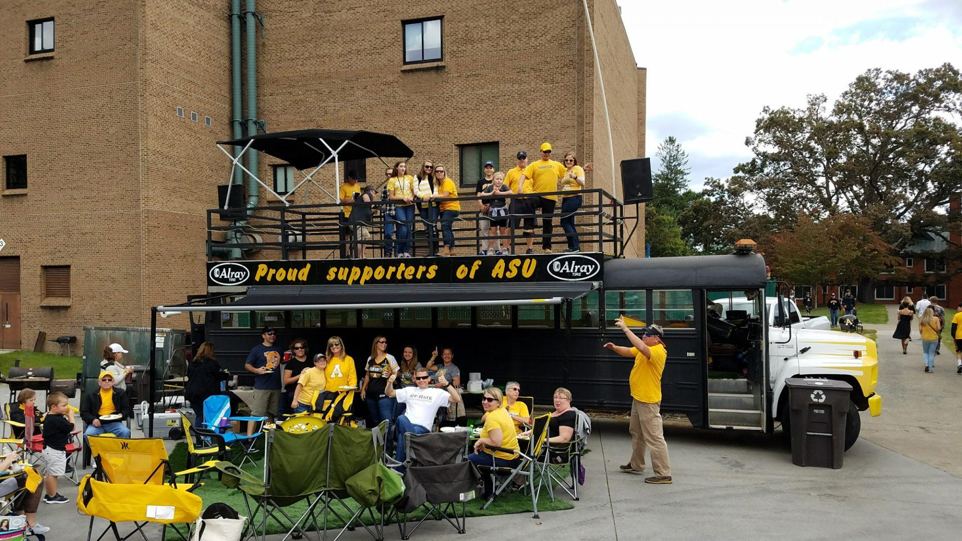 Tailgating at Appalachian State: A unique culture