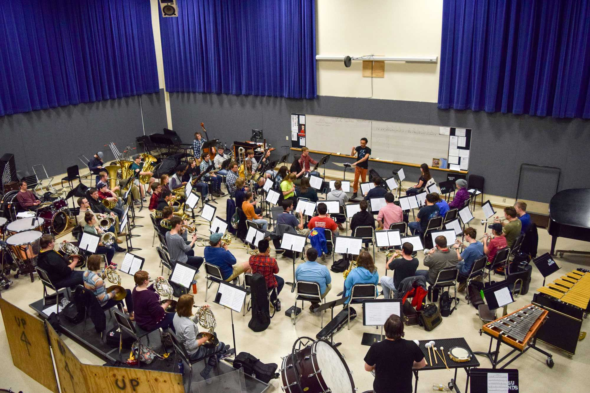 Student-run, ensemble plays tunes from video games